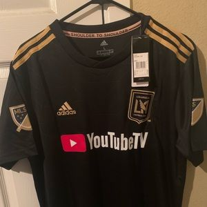 Lafc Home Jersey 2019 Vela #10 Medium And Large